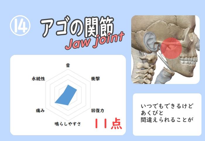 顎関節骨ポキグラフ